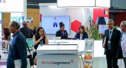 Action Logement présent au Congrès USH à Nantes du 27 au 29 septembre